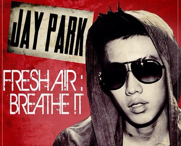 Jay Park's Mixtape Reaches 100,000 Downloads