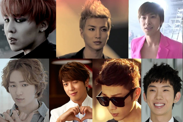 List of Hypothetical Occupations for Male Idol Leaders Humors Fans