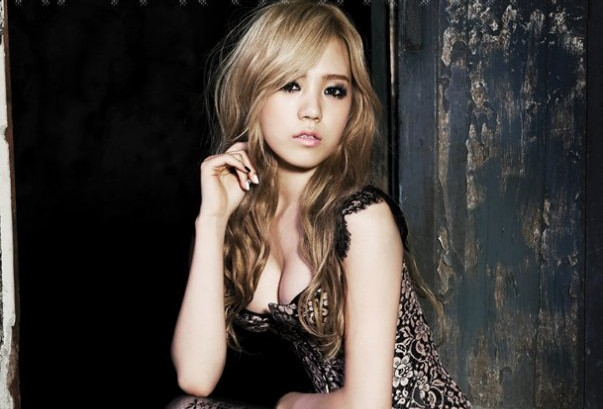 After School's LIzzy is Confident in Her Body