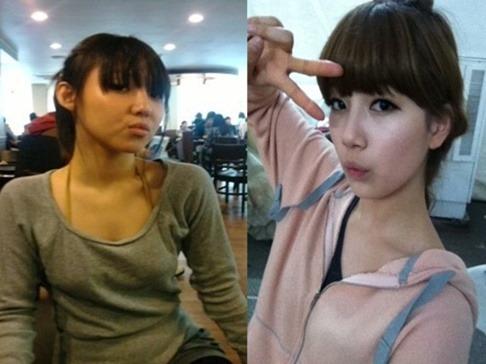 miss A's Suzy and Min Miss L.A.
