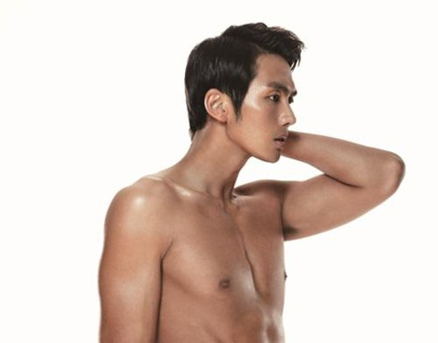 2AM's Seulong Shines Even Next to Top Model Hye Park
