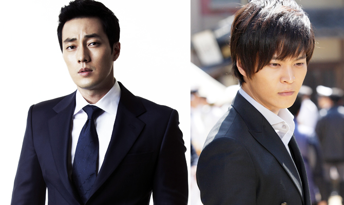 "Ratings Race: So Ji Sub's ""Ghost"" Close to Overtaking Joo Won's ""Bridal Mask"""