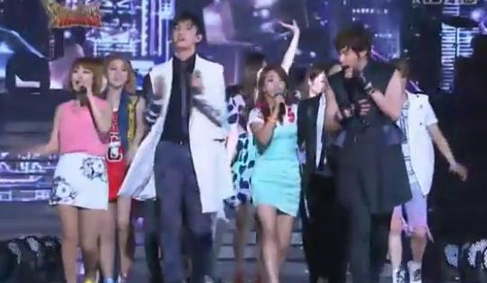 "KBS ""Music Bank in Hong Kong"" – 6 July, 2012"