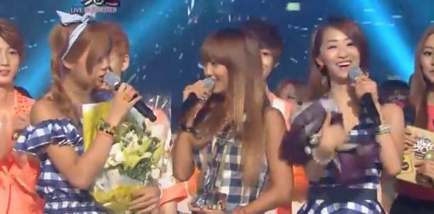 KBS Music Bank – July 13, 2012