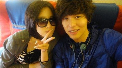 """Lee Jang Woo Angers Eunjung on """"We Got Married"""""""
