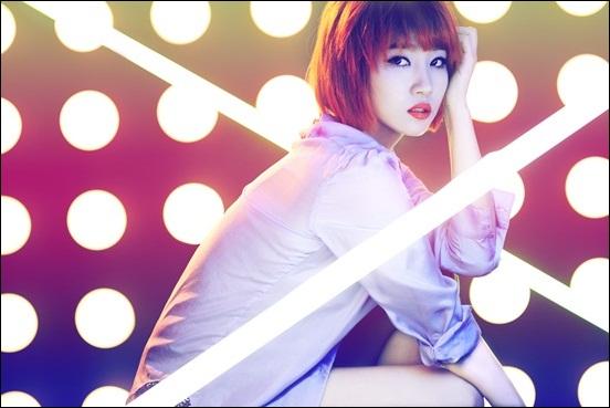 Wonder Girls' Ye Eun Broke up with Her Boyfriend