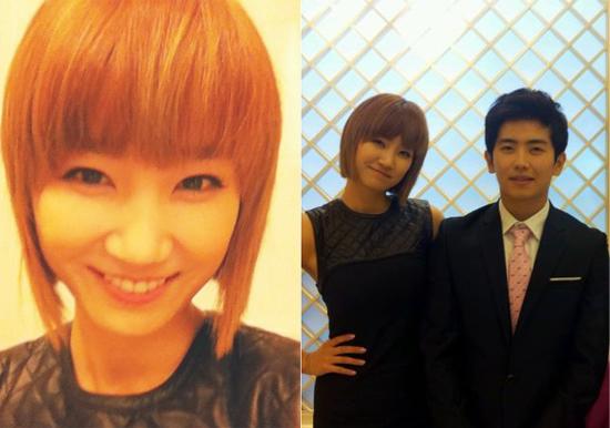 Wonder Girls' Ye Eun Reveals Her Younger Brother