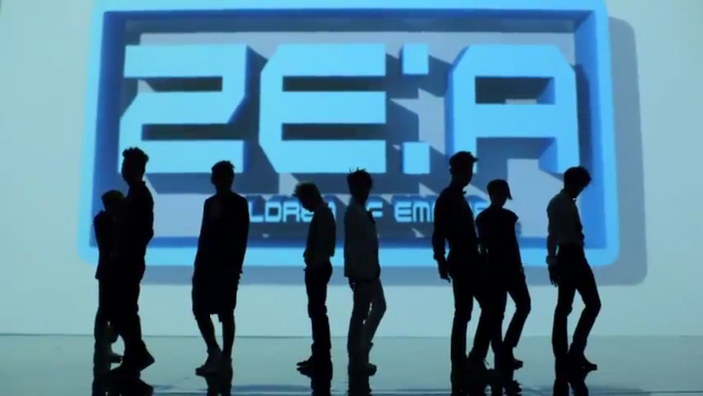 ZE:A Makes Their Music Core Comeback Perfomances