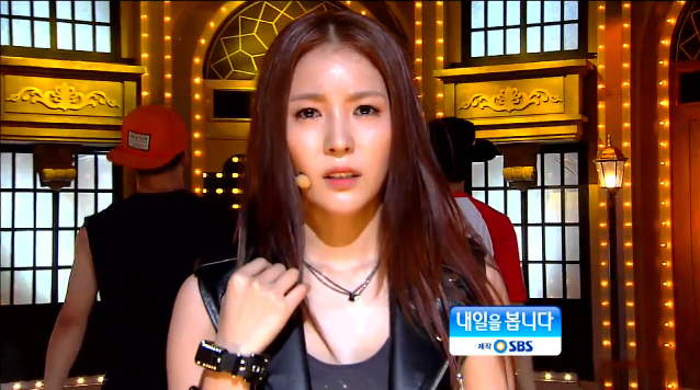 """BoA Performs """"Only One"""" on Inkigayo Feat. Taemin"""