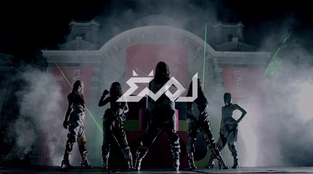 "Upcoming Girl Group EvoL Releases Teaser for ""Let Me Explode"""