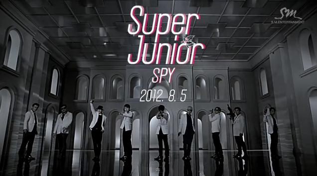 """Super Junior Performs """"SPY"""" for Music Core Comeback"""