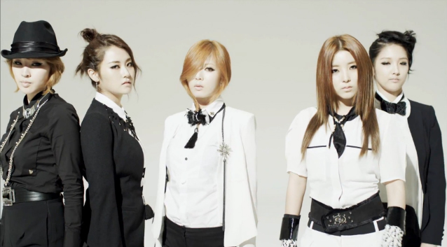 """4Minute Releases MV for Japanese Single """"Love Tension"""""""