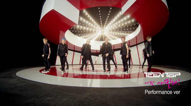 "Teen Top Releases Dance Ver. MV for ""Be Ma Girl"""