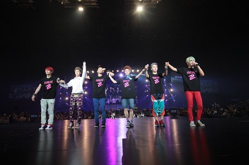 BEAST Holds 2nd Fan Meeting in Japan with Great Success