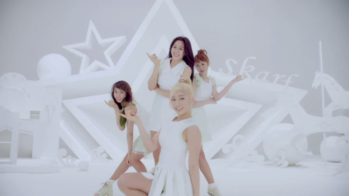 "New Girl Group Skarf Releases Debut MV ""Oh! Dance"""