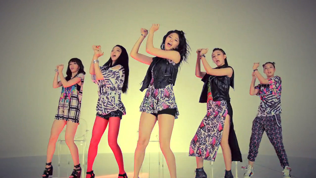 "Rookie Girl Group EXID Releases Comeback MV ""I Feel Good"""