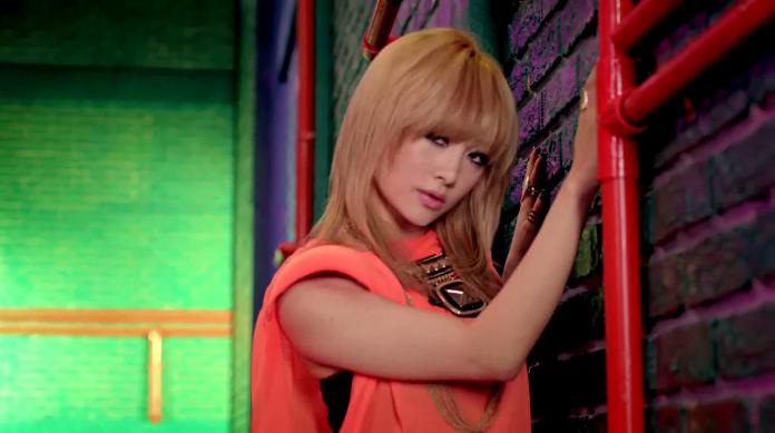 "Kara Releases Nicole's Teaser for Upcoming Mini Album ""Pandora"""