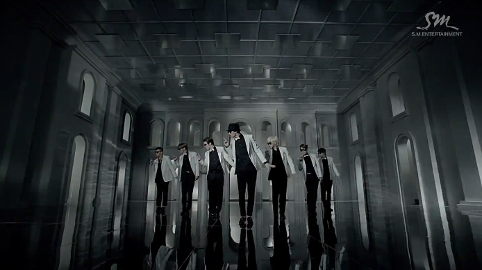 "Super Junior Releases Dance Version MV for ""SPY"""