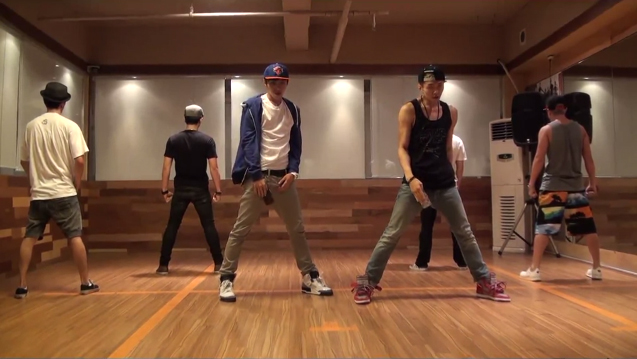 "Tasty Releases Dance Practice for ""Spectrum"" and ""You Know Me"""
