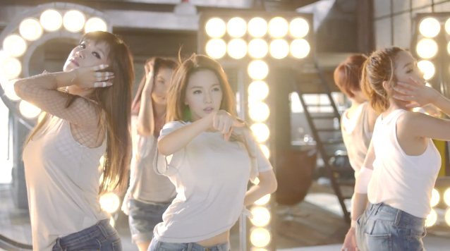 "Upcoming Girl Group FIESTAR Releases Teaser for ""Vista"""