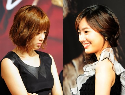 """T-ara's Eunjung and Jin Se Yeon's Past Reveal a """"Twisted Fate?"""""""