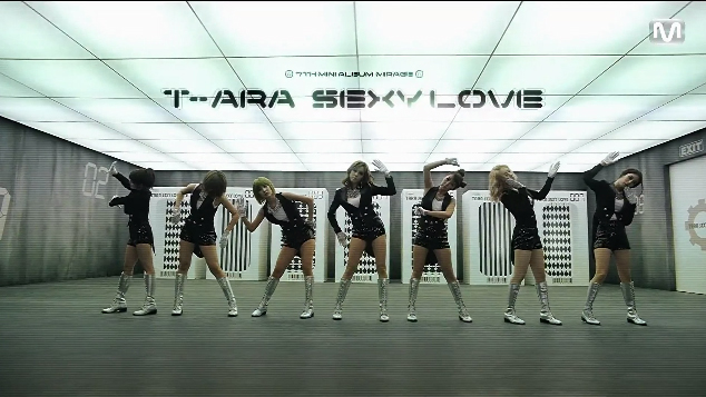 "T-ara Releases MV Teaser for ""Sexy Love"""