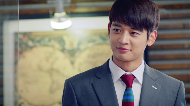 Shinee's Minho Went on a Blind Date