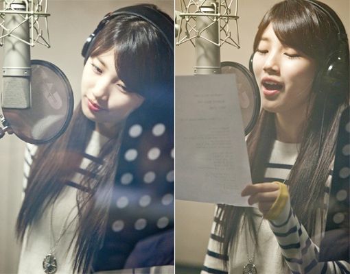 """Suzy Records New Song by """"Top Band"""" Contestant"""
