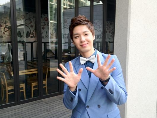 Actor Ahn Jae Min Supports T-ara Eunjung