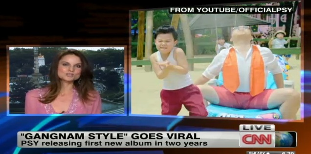 """PSY's """"Gangnam Style"""" Gets 10 Million Hits, Covered by HuffPo and CNN"""