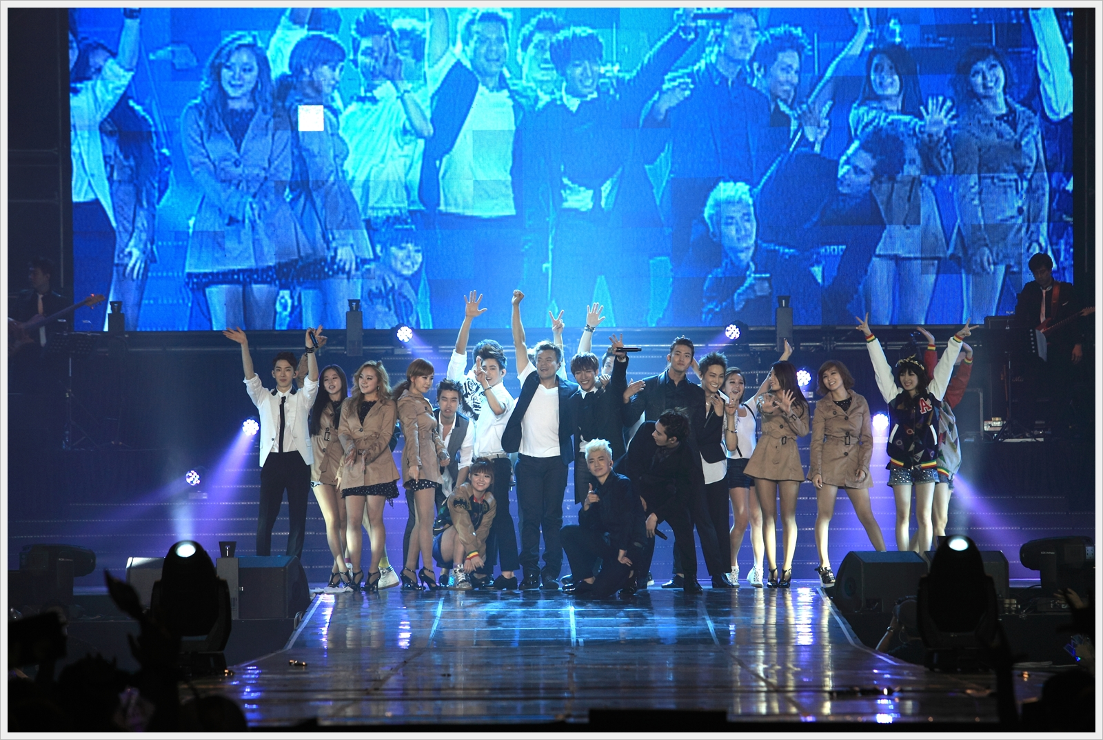 [Exclusive] JYP Nation Concert in Seoul