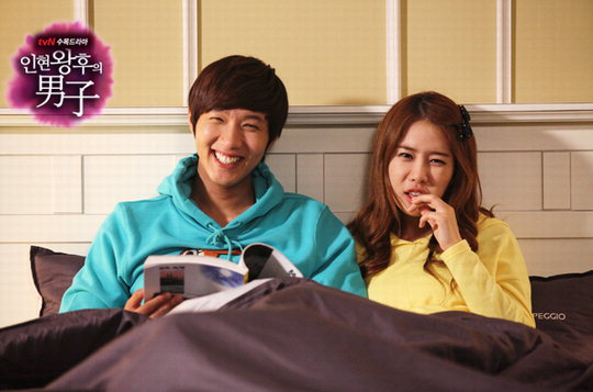 Ji Hyun Woo Goes on Final Date with Yoo In Na Before Enlistment
