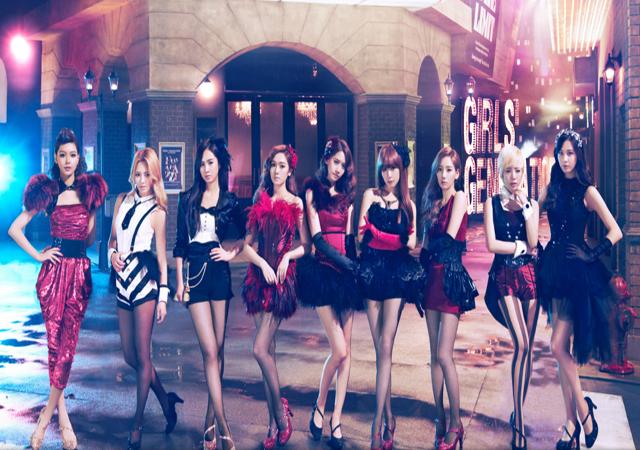 "Girls Generation's ""Paparazzi"" Released in Korea"