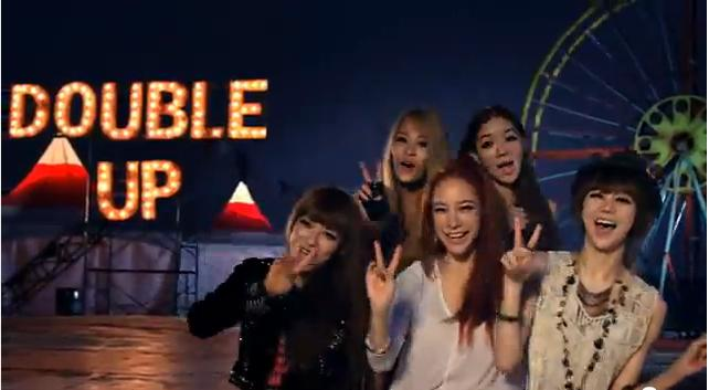 """Rookie Group Two X Releases MV for """"Double Up"""""""