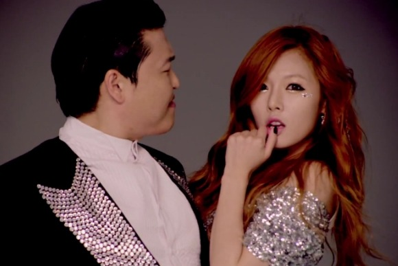 PSY Beats Justin Bieber, Katy Perry, Maroon 5, and Nicki Minaj for Top Music Video on iTunes