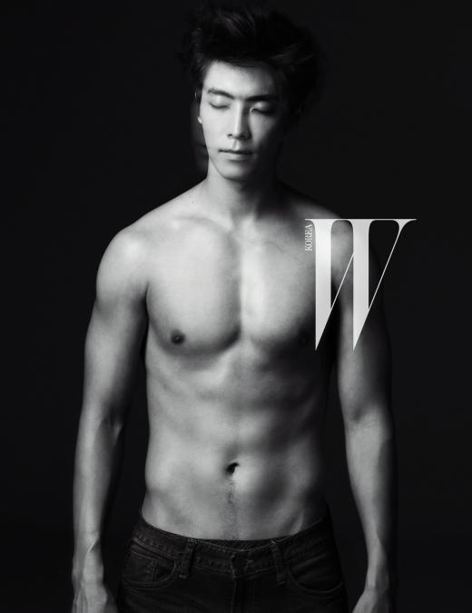 Super Junior's Donghae Shows Off Killer Abs in Latest Photo Shoot