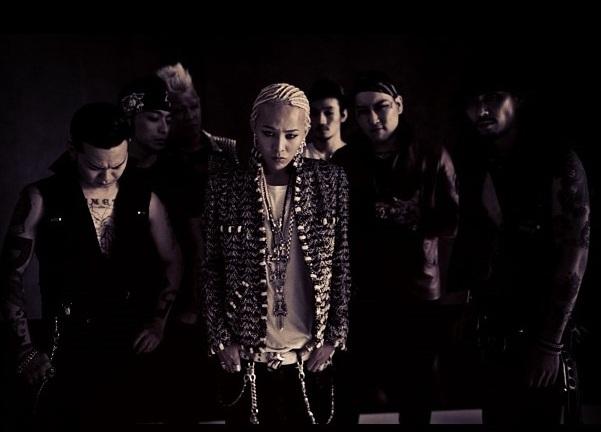 "G-Dragon Reveals Still Cut from ""One of a Kind"" MV"