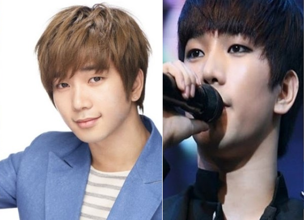 Male Kpop Stars Without Makeup Saubhaya Makeup