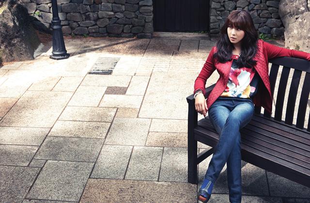 Ha Ji Won Has Got It in the Bag