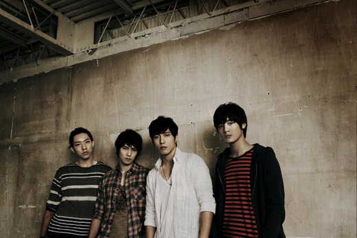 CN Blue Ranks First on Japanese Oricon Chart