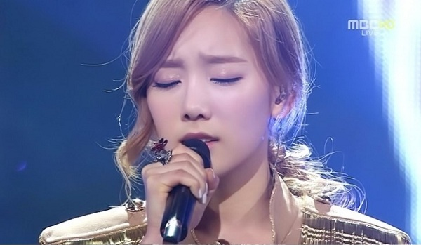 "Girls' Generation Taeyeon Reveals New Single on ""To the Beautiful You"""