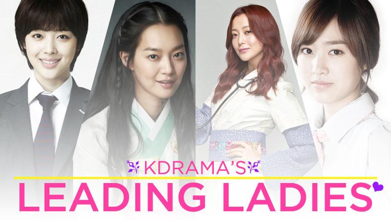 The Ladies Who Make Dramas Worth Watching