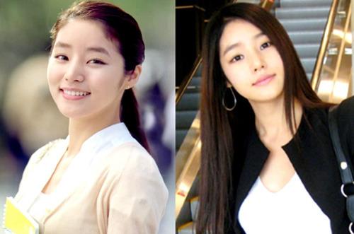Does Lee Min Jung Have a Doppleganger?