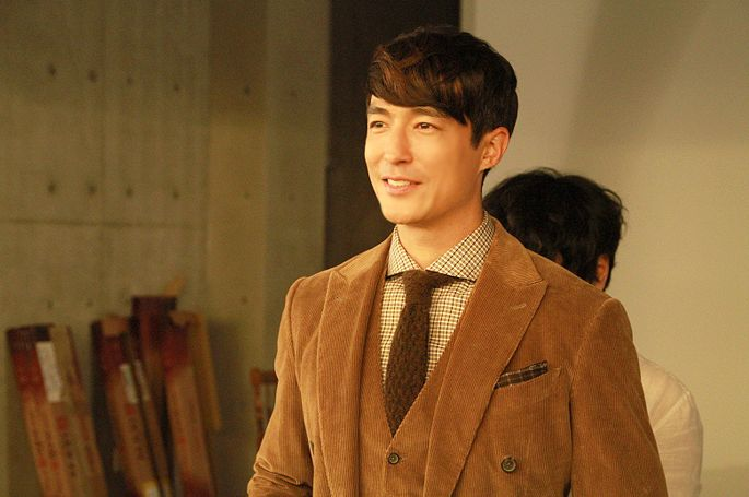"""The Ever Handsome Daniel Henney in """"Arena Homme Plus"""" Pictorial"""