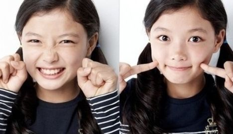 """""""May Queen"""" Child Actress Kim Yoo Jung Posts Selca on Twitter"""