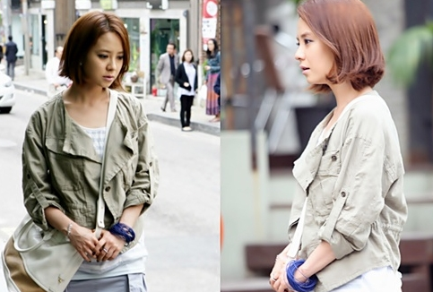 No Difference Between Pre and Post Photo-Shopped Pictures of Song Ji Hyo