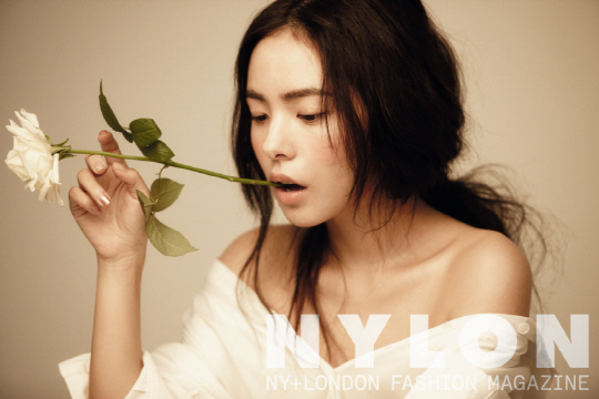 "Min Hyo Rin Is Purely Sexy In ""Nylon"" Pictorial"