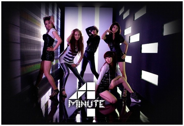 """4minute to Appear on Upcoming """"K-Pop Star Hunt"""" as Special Guest Judges"""