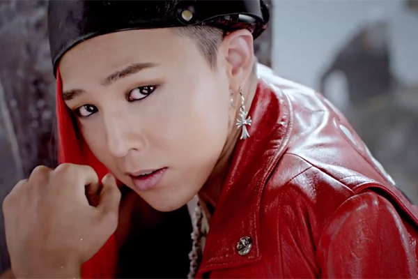 G-Dragon Leaves Japan as a Fashionista