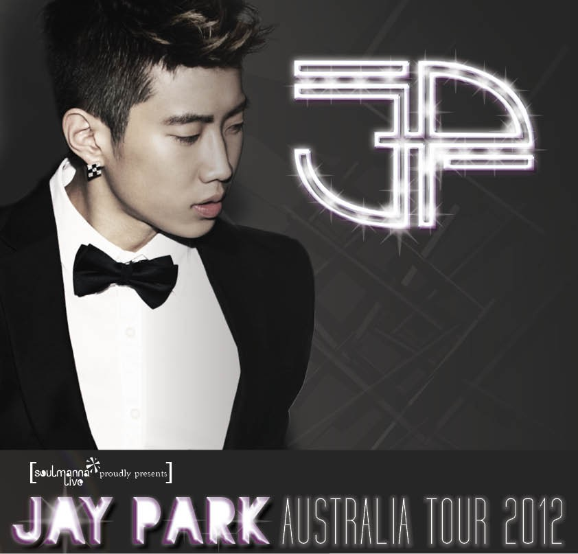 [Exclusive] Jay Park in Australia VIP Meet-and-Greet Ticket Giveaway